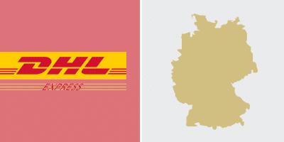 DHL Express-Versand in Deutschland