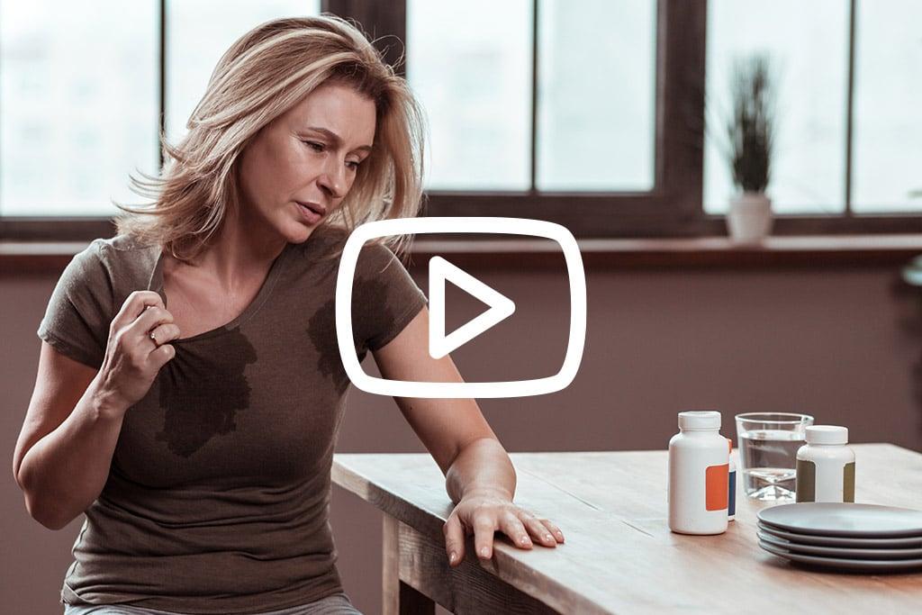 Wechseljahrsbeschwerden durch ketogene Ernährung loswerden